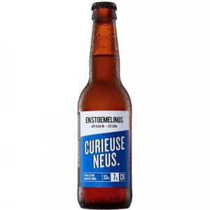 bière ambrée et rousse curieuse neus