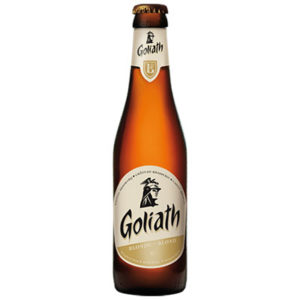 bière blonde Goliath